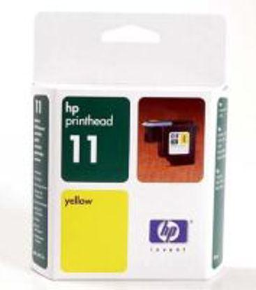 HP C4813A nr.11 Yellow, originalna tiskalna glava