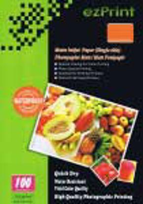 ezPrint Inkjet Photopapir A4, 100 kosov, 120g glossy