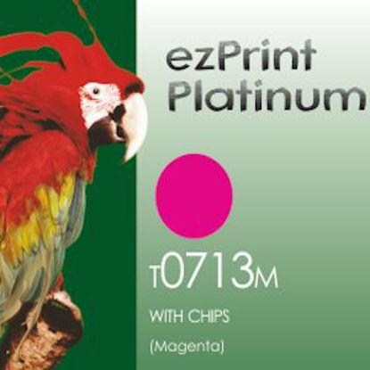 ezprint Platinum T0712 / T0892 Cyan, kompatibilna kartuša