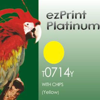 ezprint Platinum T0714 / T0894 Yellow, kompatibilna kartuša