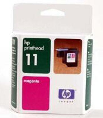 HP C4812A nr.11 Magenta, originalna tiskalna glava