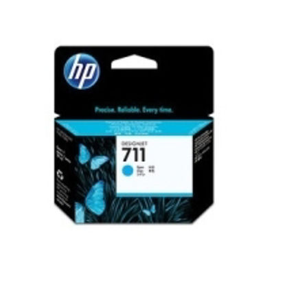 HP CZ130A nr.711 Cyan, originalna kartuša