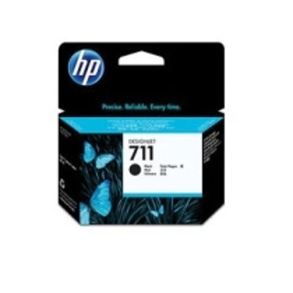 HP CZ133A nr.711 Black, originalna kartuša