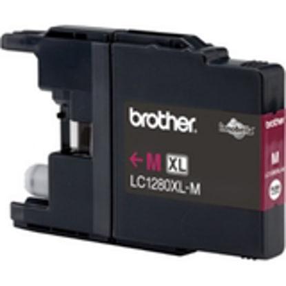Brother Ink LC 1280XL Magenta 1,2k (LC1280XLM) Magenta, originalna kartuša