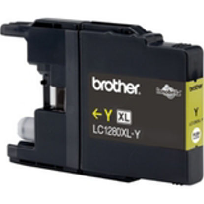 Brother Ink LC 1280XL Yellow 1,2k (LC1280XLY) Yellow, originalna kartuša