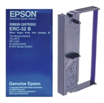 Epson ERC-32 (C43S015371) Black, originalen trak