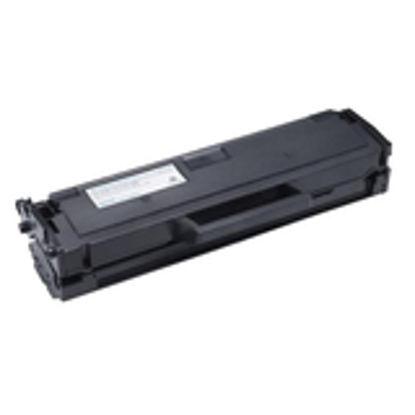 Dell 1160 Bk (593-11108) (HF44N)(YK1PM) Black, originalen toner