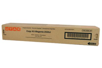 Utax 2550ci Magenta, originalen toner