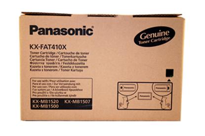 Panasonic KX-FAT410X (KXFAT410X) Black, originalen toner