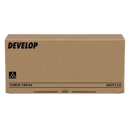 Develop A63T11H (TNP-34) Black, originalen toner