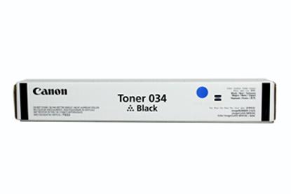 Canon 034 (9454B001) Black, originalen toner