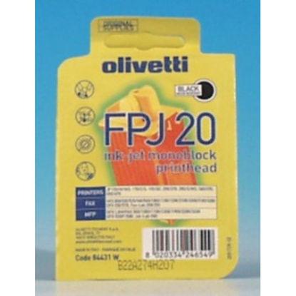 Olivetti B0384 (FPJ 20) (84431) Black, originalna kartuša