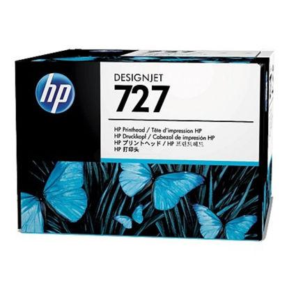 HP B3P06A nr.727 Black/Colour, originalna tiskalna glava