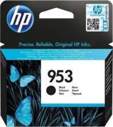 HP L0S58AE nr.953 Black, originalna kartuša