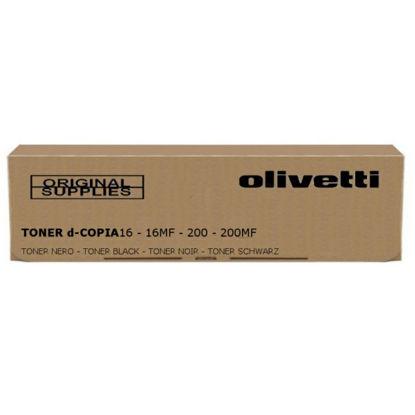 Olivetti B0446 Black, originalen toner