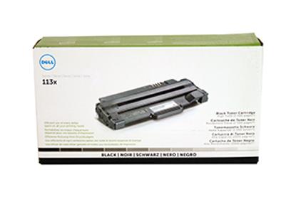 Dell 1130 HC (593-10961) (7H53W, 2MMJP) Black, originalen toner