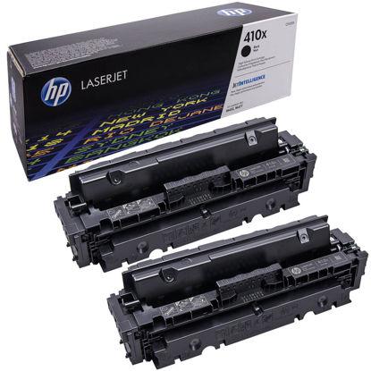 HP CF410XD (410XD) Black, dvojno pakiranje, originalen toner
