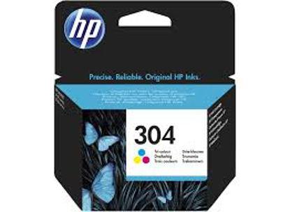 HP N9K05AE nr.304 Colour, originalna kartuša