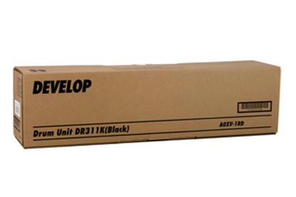 Develop DR-311 BK (A0XV1RD) Black, originalen boben