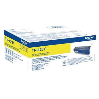 Brother TN-423 Y 4k (TN423Y) Yellow, originalen toner