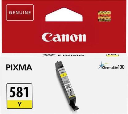 Canon CLI-581Y (Yellow), originalna kartuša