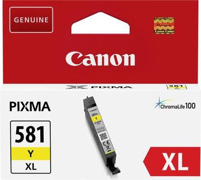 Canon CLI-581Y XL (Yellow), originalna kartuša