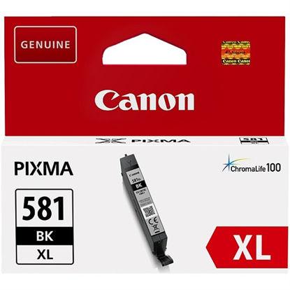Canon CLI-581BK XL (Black), originalna kartuša