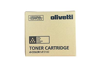 Olivetti B1133 Black, originalen toner