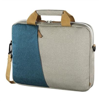 "Hama Florence 13,3"" Blue/Grey, torba za prenosnik"