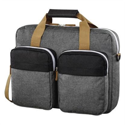 """Hama Florince 2 15,6"""" Black/Grey, torba za prenosnik"""