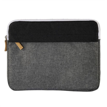 """Hama Florence Sleeve 10,1"""" Black/Grey, torba za prenosnik"""