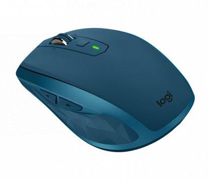 Logitech Anywhere 2S MX Wireless Blue, brezžična miška