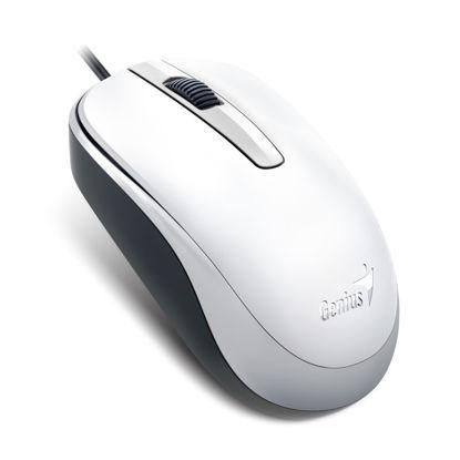 Genius DX-120 White, optična miška