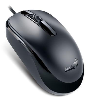 Genius DX-120 Black, optična miška