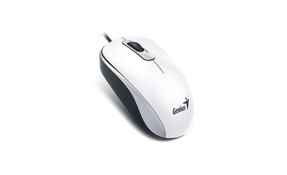 Genius DX-110 White, optična miška