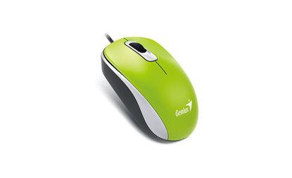 Genius DX-110 Green, optična miška