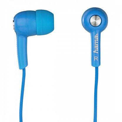 Hama HK-2114 2.0 Blue, mobilne slušalke z mikrofonom