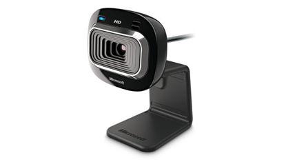 Microsoft LifeCam HD-3000 Mic 720p Black, spletna kamera