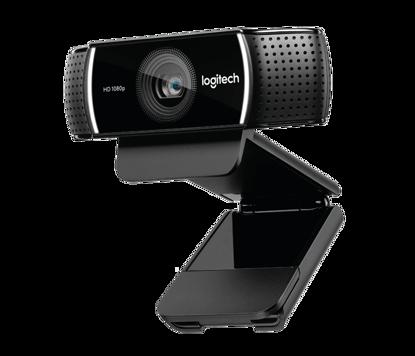 Logitech C922 Pro Stream Mic 1080p Black, spletna kamera