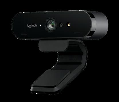 Logitech Brio 4k Ultra HD (960-001106) Black, spletna kamera