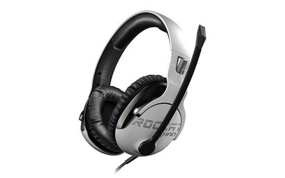 Roccat Khan Pro 2.0 White, slušalke z mikrofonom
