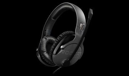 Roccat Khan Pro gaming 2.0 Grey, slušalke z mikrofonom