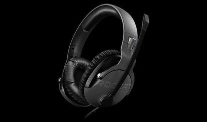 Roccat Khan Pro 2.0 Black, slušalke z mikrofonom
