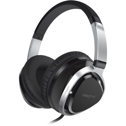 Creative Aurvana Live! 2 2.0 Silver/Black, slušalke z mikrofonom