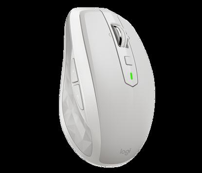 Logitech Anywhere 2S MX Wireless Light Gray, brezžična miška