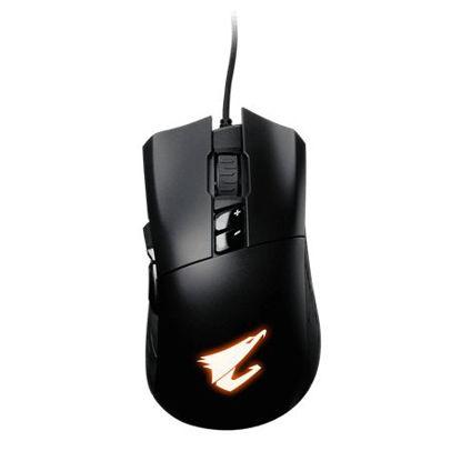 Gigabyte Aorus M3 Black, optična miška
