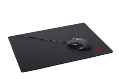 Gembird MP-GAME-L Gaming L Black, podloga za miško