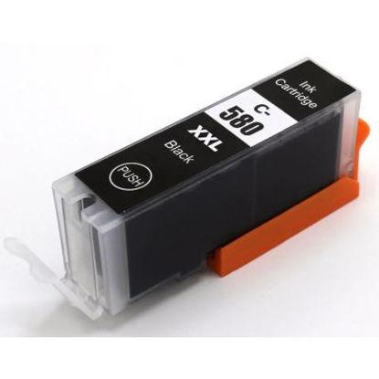 ez Print PGI-580BK XXL (Black), kompatibilna kartuša