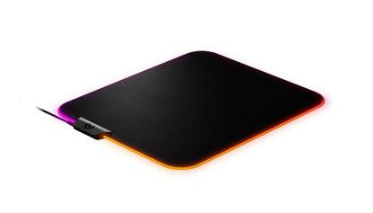 Steelseries QCK Prism Cloth Medium gaming (63825) Black, podloga za miško