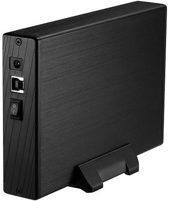 "Kolink 3,5"" HDSUB3U3 USB 3.0 SATA Black, ohišje za disk"